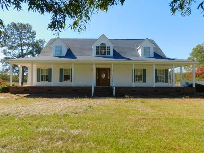 Goldsboro Single Family Home For Sale: 936 Spring Bank Road