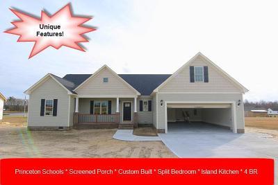 Johnston County Single Family Home For Sale: 41 Clipper Lane