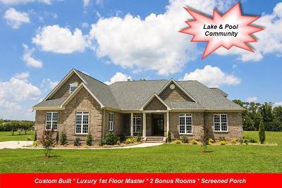 Princeton Single Family Home For Sale: 40 Waterbury Court