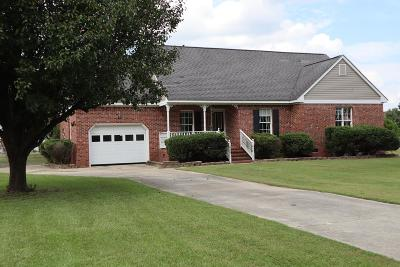 Goldsboro Single Family Home For Sale: 5121 Wayne Memorial Drive