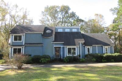 Goldsboro Single Family Home For Sale: 404 Bayleaf Place
