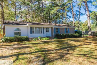 Goldsboro Single Family Home For Sale: 154 W Hill Street