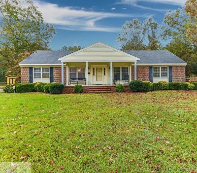 Goldsboro Single Family Home For Sale: 1604 Stephens Street