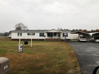 Goldsboro Manufactured Home For Sale: 207 Becton Circle