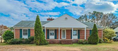 Goldsboro Single Family Home For Sale: 308 Forest Drive
