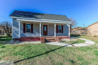 Pikeville Single Family Home For Sale: 5363 N Us 117 Hwy