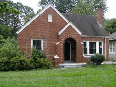 Goldsboro Single Family Home For Sale: 402 E Mulberry St