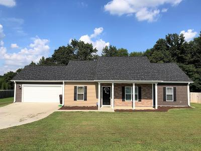 Pikeville Single Family Home For Sale: 111 Kenison Way