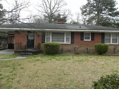 Goldsboro Single Family Home For Sale: 808 Pittman