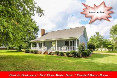 Johnston County Single Family Home For Sale: 15 Russet Dr