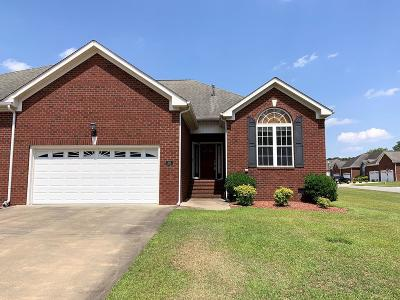 Goldsboro Townhouse For Sale: 301 Commonsgate Dr