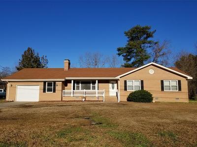Goldsboro Single Family Home For Sale: 2103 N Berkeley Blvd