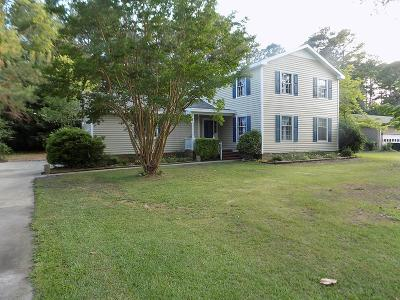 Goldsboro Single Family Home For Sale: 510 Todd Dr.
