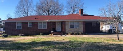 Goldsboro Single Family Home For Sale: 474 Hare Road