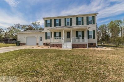 Goldsboro Single Family Home For Sale: 112 N Martin Rd