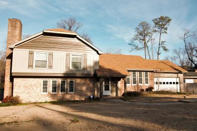 Goldsboro Single Family Home For Sale: 211 Glen Oak Dr