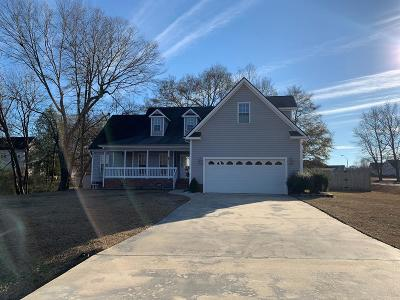 Goldsboro Single Family Home For Sale: 500 Johnson Branch Rd.