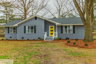 Goldsboro Single Family Home For Sale: 105 Wildwood Drive