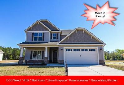 Johnston County Single Family Home For Sale: 171 Fallingbrook Drive