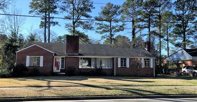 Goldsboro Single Family Home For Sale: 1506 E Beech St.