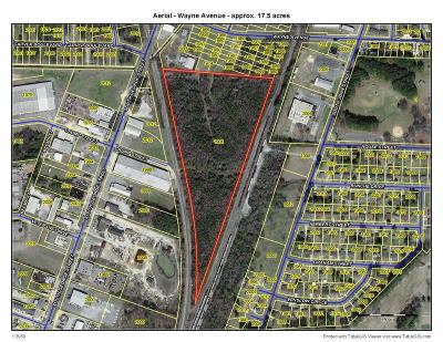 Goldsboro Residential Lots & Land For Sale: Wayne Avenue