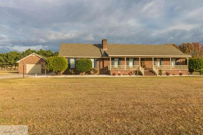 Goldsboro Single Family Home For Sale: 140 Longs Plant Farm Rd.