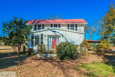 Goldsboro Single Family Home For Sale: 304 Loop Rd