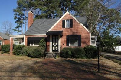 Goldsboro Single Family Home For Sale: 1509 E Pine Street