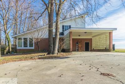 Goldsboro Single Family Home For Sale: 200 Hood Swamp Road