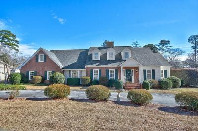 Goldsboro Single Family Home For Sale: 414 Dogwood Trail