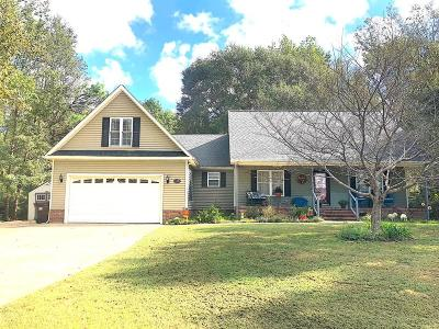 Goldsboro Single Family Home For Sale: 509 Johnson Branch
