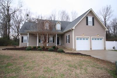 Goldsboro Single Family Home For Sale: 111 Milwood Pointe