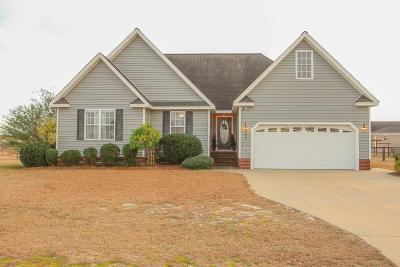 Goldsboro Single Family Home For Sale: 202 Partridge Lane