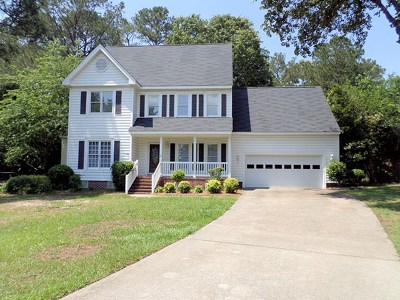 Goldsboro Single Family Home For Sale: 106 Lynn Pl.