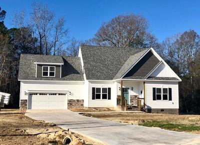 Pikeville Single Family Home For Sale: 309 Willowbrook Drive