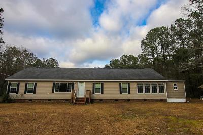 Goldsboro Single Family Home For Sale: 142 Bennett Farm Lane