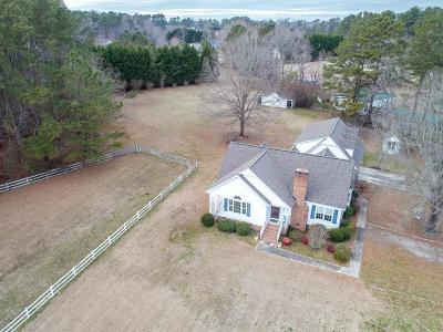 Johnston County Single Family Home For Sale: 119 Lakeside Circle