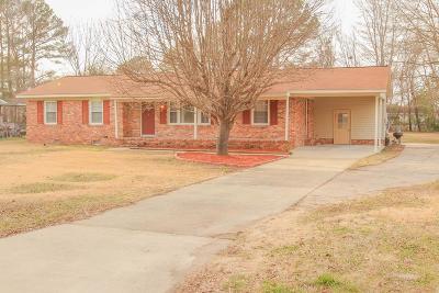 Goldsboro Single Family Home For Sale: 509 Lynn Ave.