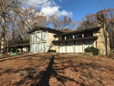 Goldsboro Single Family Home For Sale: 162 Overman Road