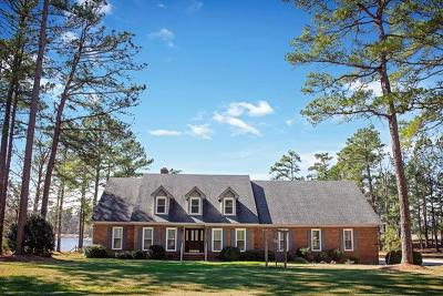 Goldsboro Single Family Home For Sale: 126 Point Shore Dr