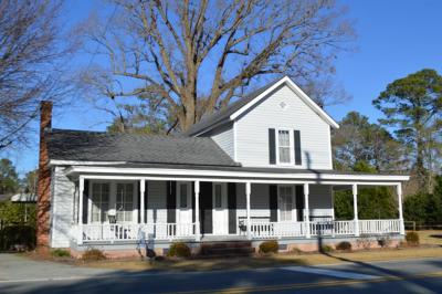 Goldsboro Single Family Home For Sale: 128 Belfast Rd