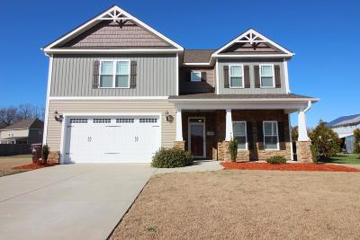 Goldsboro NC Single Family Home For Sale: $252,500