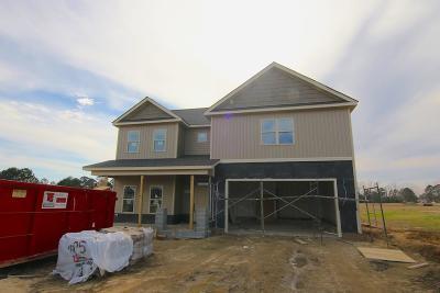 Goldsboro Single Family Home For Sale: 108 Doral Drive