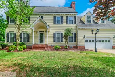 Goldsboro Single Family Home For Sale: 202 N Marion