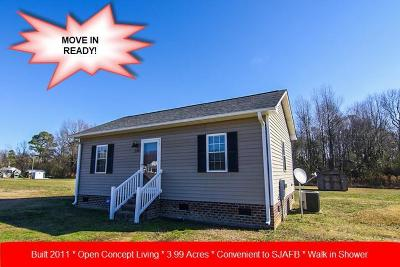 Snow Hill Single Family Home For Sale: 2189 Free Gospel Road