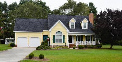 Goldsboro Single Family Home For Sale: 111 Bryanwood
