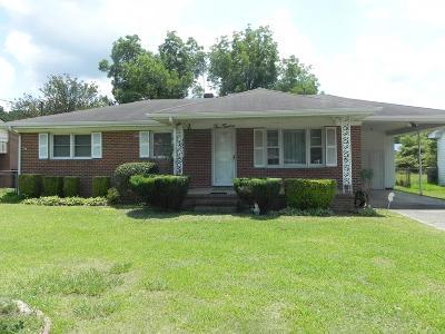 Goldsboro Single Family Home For Sale: 212 Bunche Drive
