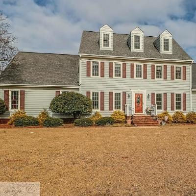 Goldsboro Single Family Home For Sale: 300 Maplewood Drive