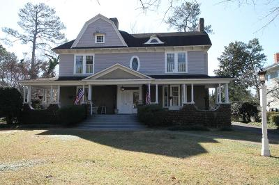 Goldsboro Single Family Home For Sale: 704 Park Avenue
