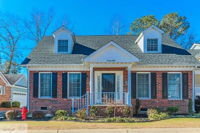 Goldsboro Townhouse For Sale: 3102 Cashwell Drive Unit #38